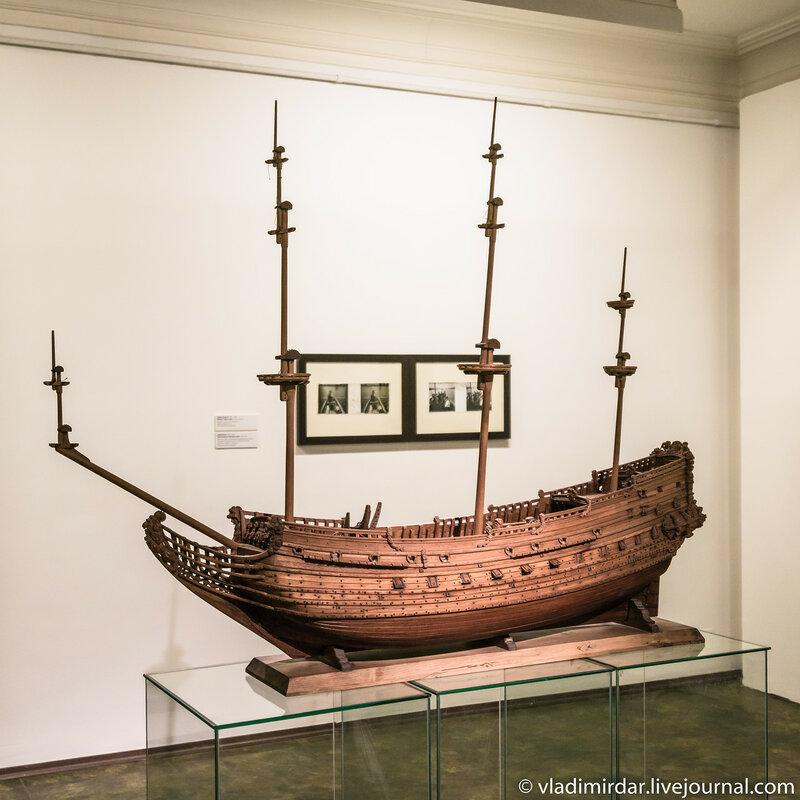 Корабль Ост-Индской компании