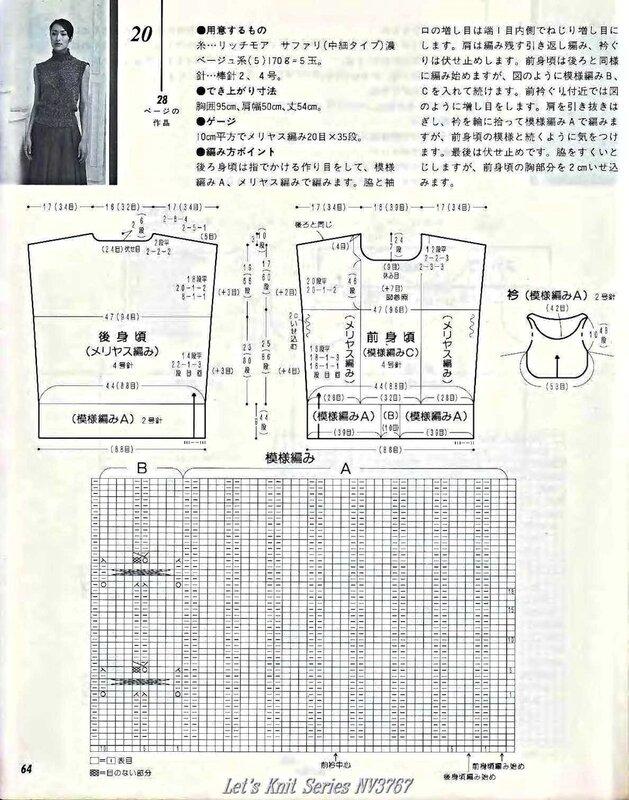 Let's knit series NV3767 1999 sp-kr_64