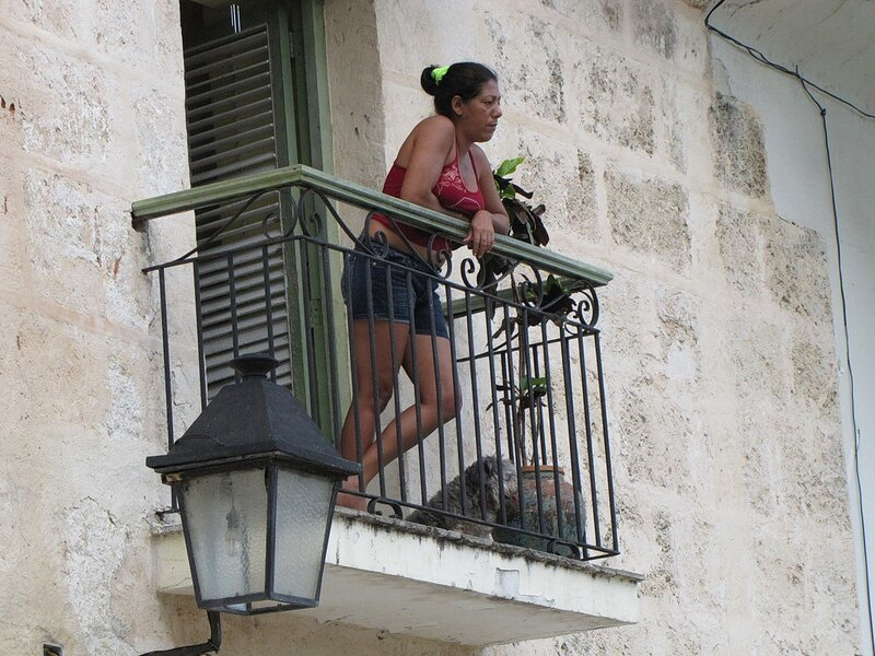 Непарадная Гавана