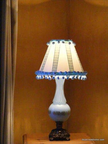 декор плафона лампы