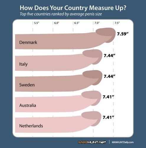 какой размер пениса самый нормальный Задонск