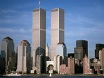 Таким был Манхэттен до 11 сентября 2001 года