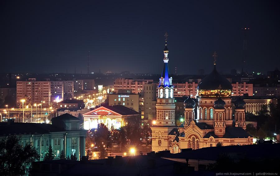 популярными ночной город омск картинки ехали