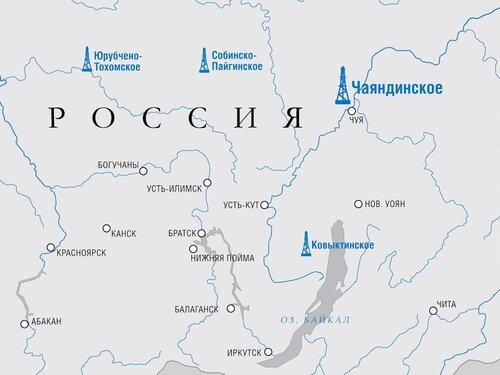 На данный момент «Газпромом»