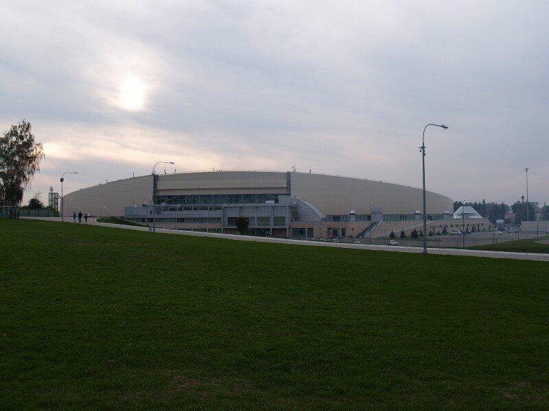 Конькобежный центр Московской области