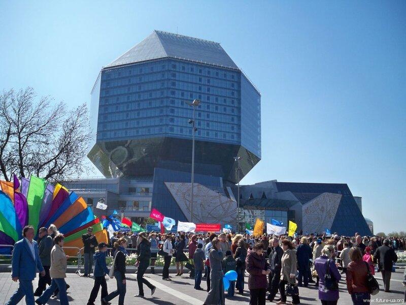 Праздничный Минск