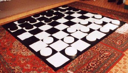 Подсветка шашки своими руками