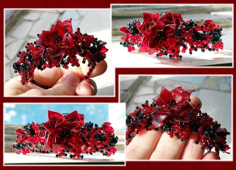Ягодно-цветочный комплект