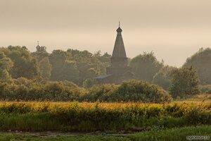 Древняя Русь (Великий Новгород, Витославлицы, храм)