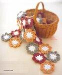 оригинальное вязание береток крючком весналето мастер класс.