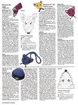 мышиная колекция: шарф, шапка, сумочка, пояс.