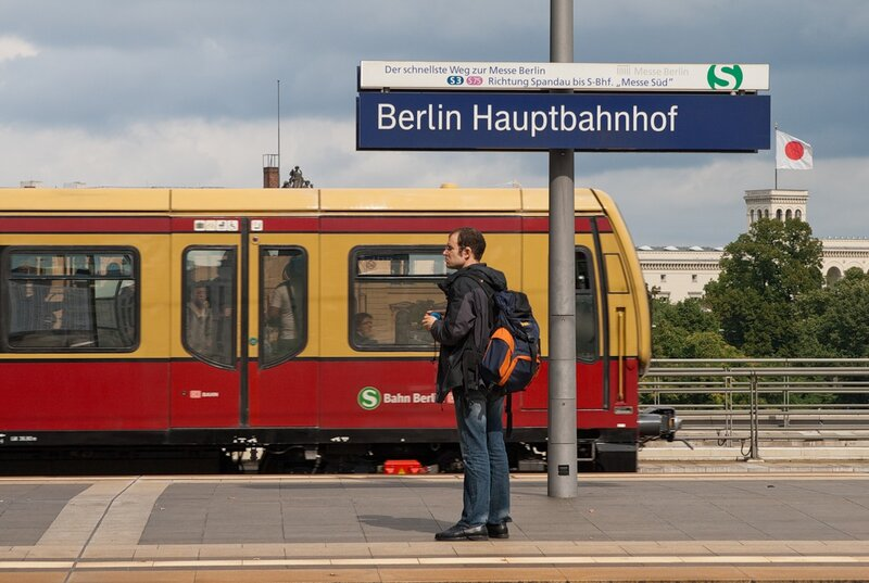 фотографииберлин, германия отчёт, германия фотоотчёт Hauptbahnhof, центральный вокзал Берлина