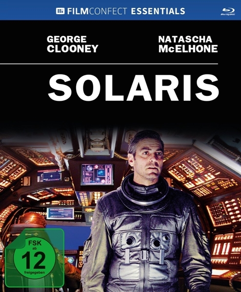 Солярис / Solaris (2002/BDRip/HDRip)