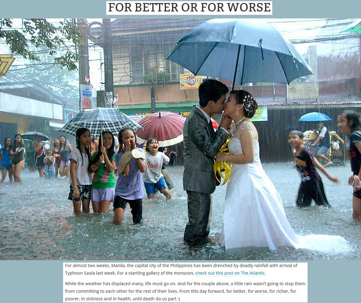 Свадьба  в Маниле, Филиппины, август 2012 года