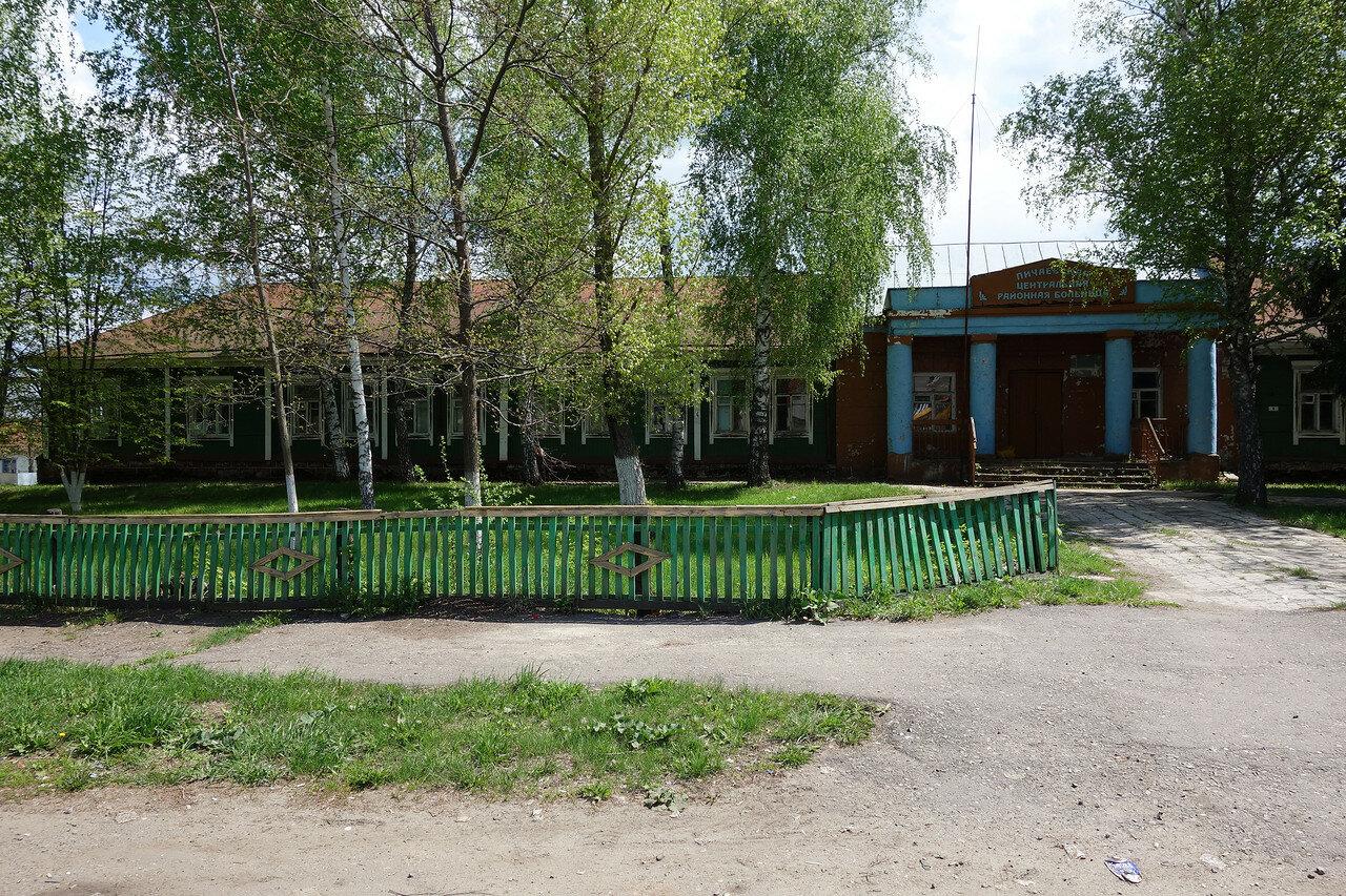 старый корпус больницы