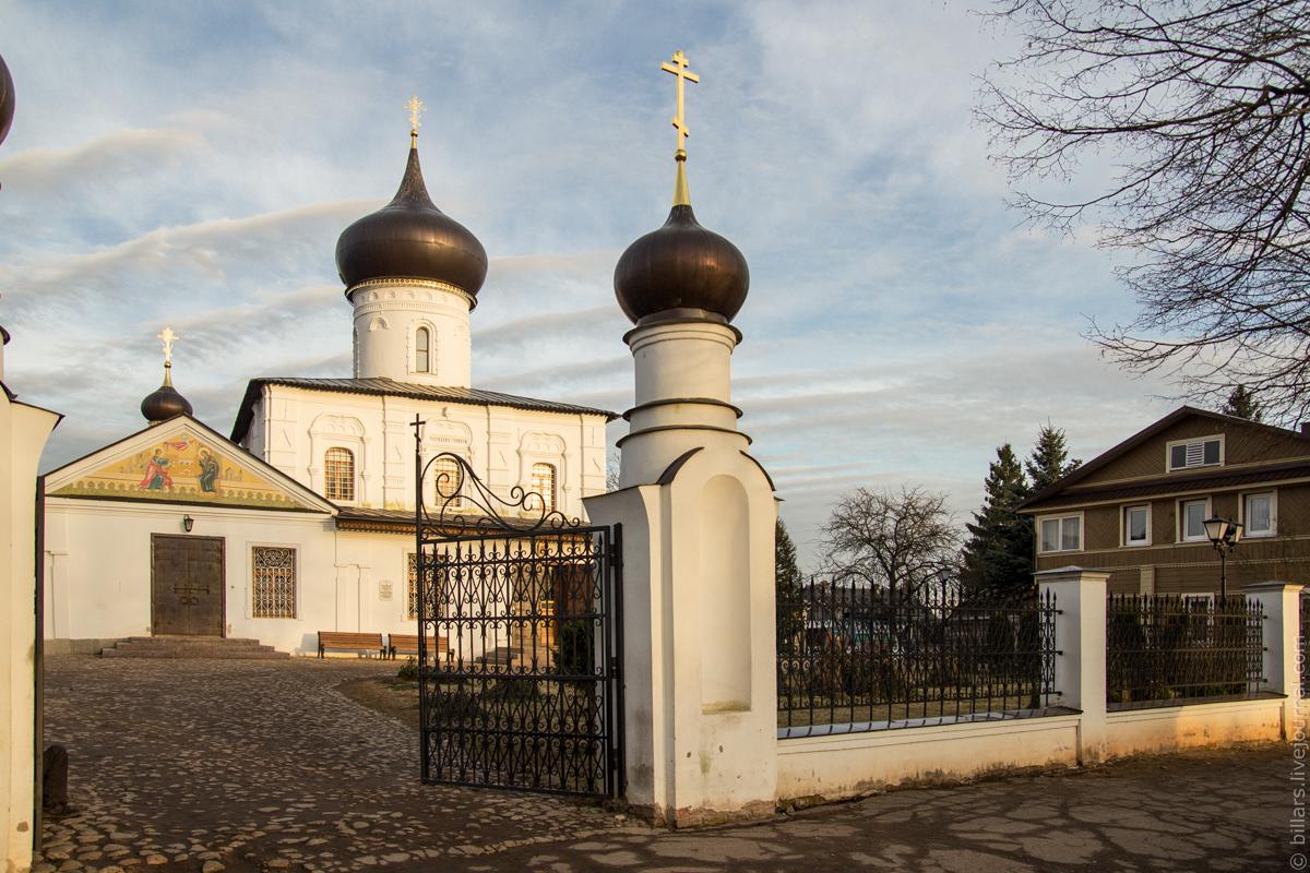 Церковь Великомученника Георгия Победоносца