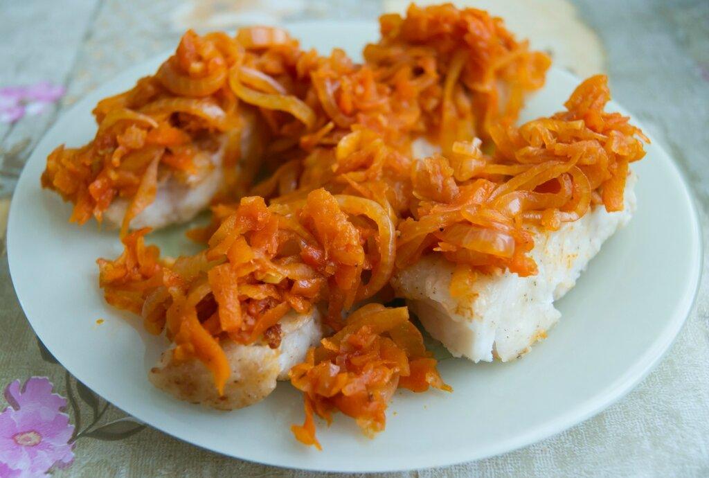 Как вкусно сделать рыбу в маринаде