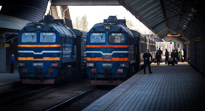 2М62У в Витебске