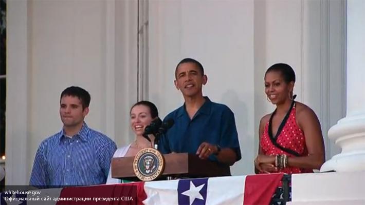 Обама отправился отдыхать на курорт