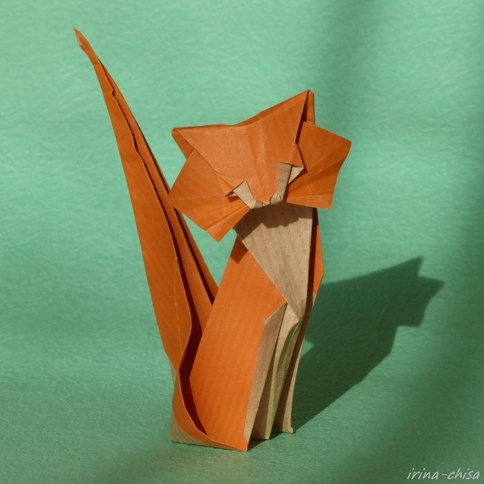 Кошка от Roman Diaz