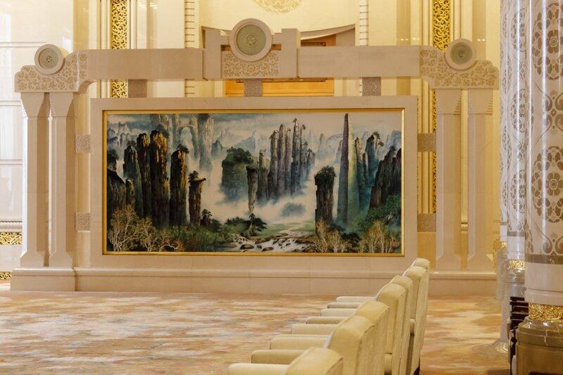 Зал провинции Хунань, Дом народных собраний, Пекин
