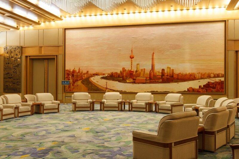Зал Шанхая, Дом народных собраний, Пекин