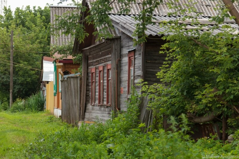 Дома по улице Рабочих, Рязань