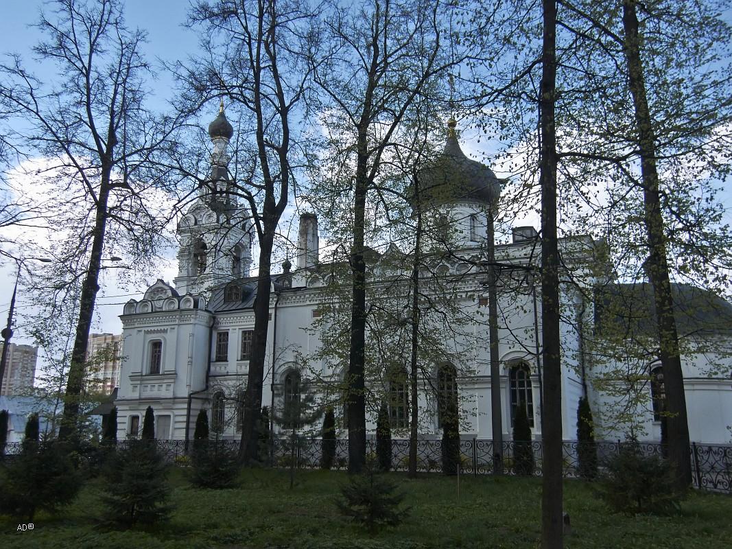 Московские усадьбы (Покровское-Стрешнево, Троице-Лыково)