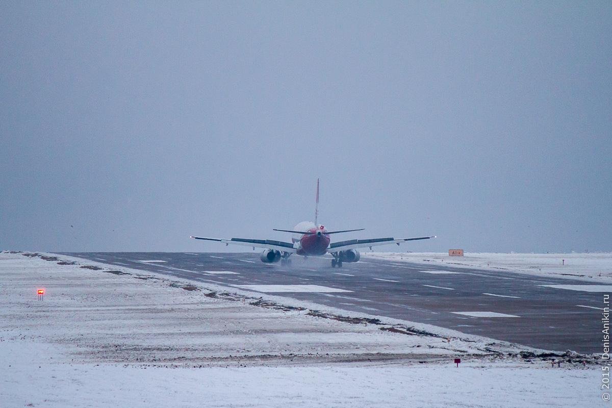 Red Wings начали полёты в Саратов 6