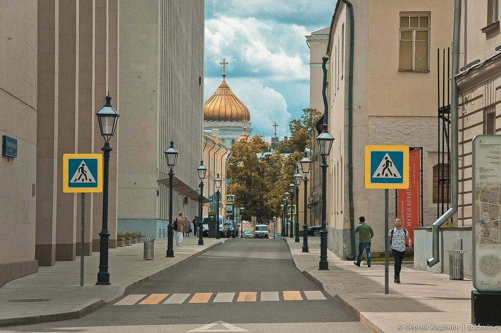 Улица Воздвиженка