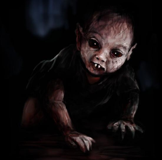 Вампиры с младенчества