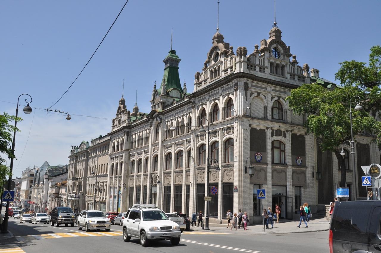 Владивосток. Центр города