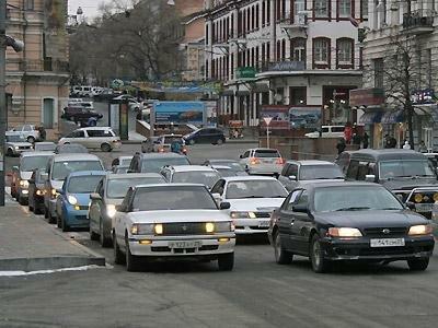 ГАИ обяжет водителей ездить с включенными фарами круглые сутки