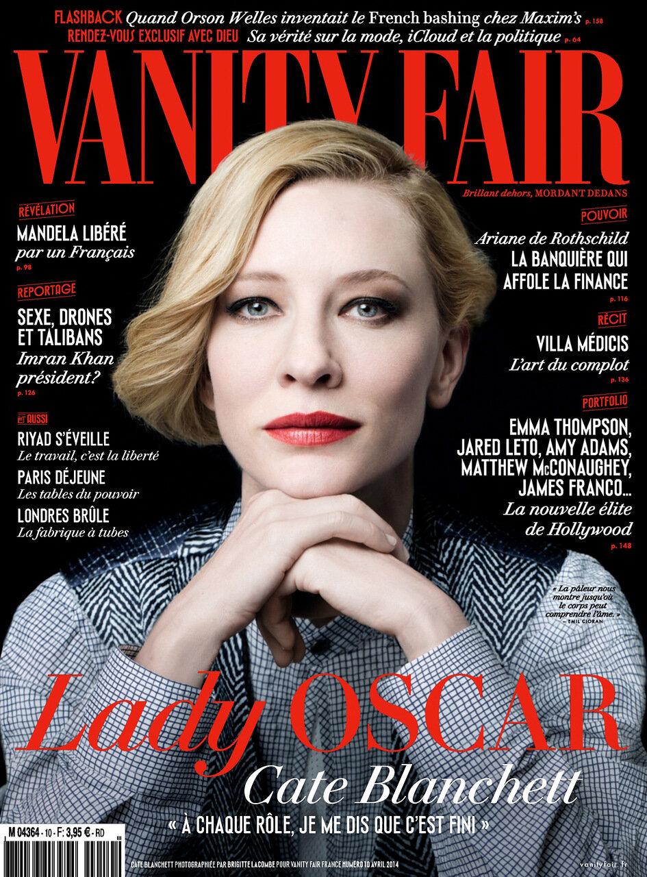 Vanity Fair France - Avril 2014