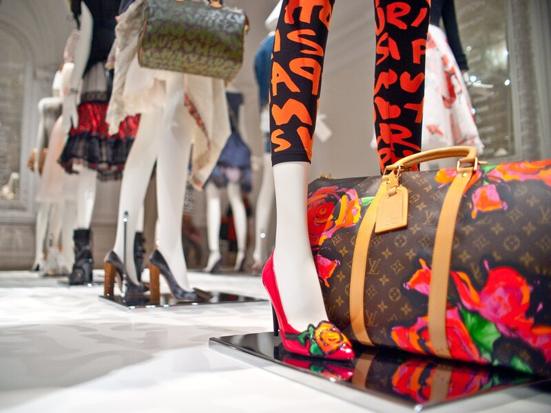 Louis Vuitton: искусство моды photographer Kirill Kuzmin