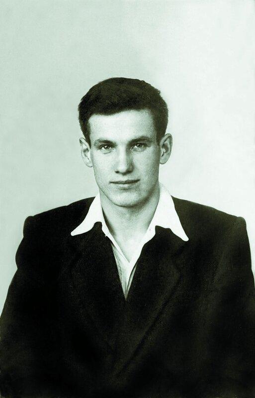 Борис ельцин старшекурсник
