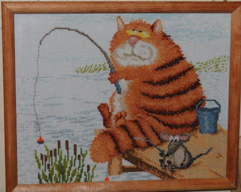 Картины и панно ручной работы.  Ярмарка Мастеров - ручная работа Рыбачки.  Handmade.