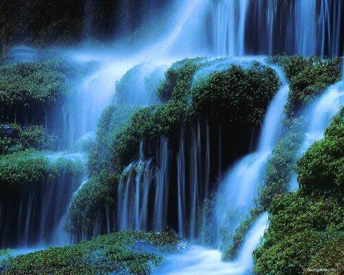 Doğa dan şelale resimleri süper şelaleler muhteşem şelaleler