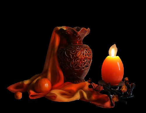 Фонари,торшеры,свечи в PNG