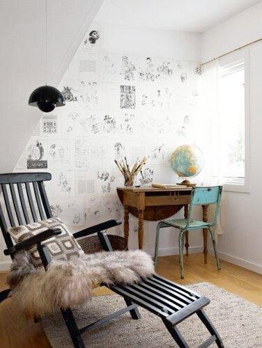 0 45209 f063c6fc L Дизайн интерьера дома в шведском стиле