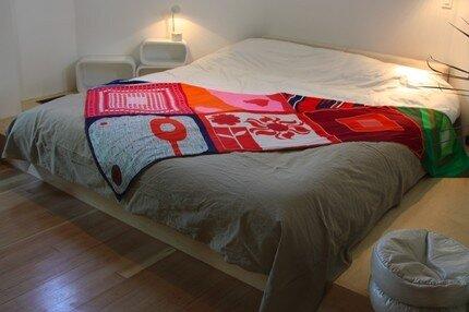 0 45ff3 8b46ede0 L Одеяло пэчворк. Лоскутная техника пэчворк. Интересная идея.