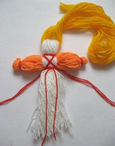Куклы своими руками из веревок