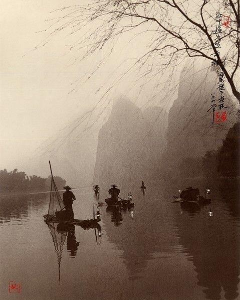 китайский фотохудожник