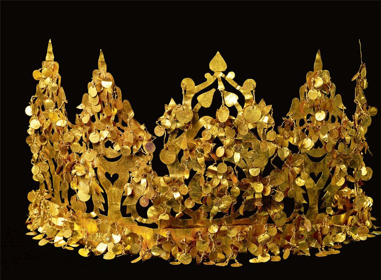 Crown / Корона юэчжи