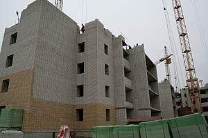 В Трудовом началось строительство нового микрорайона