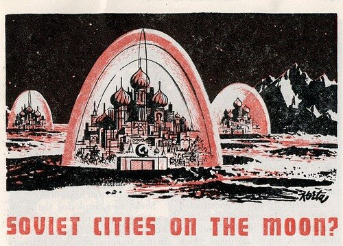 будущее по советски