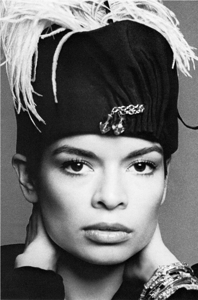 70s style icon Bianca Jagger
