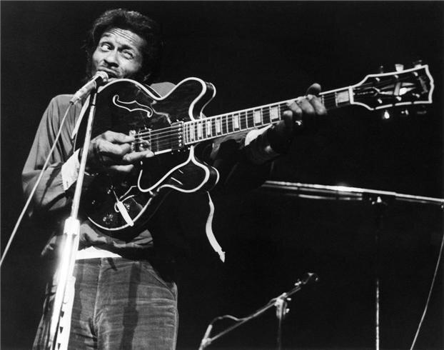 Chuck Berry, 1974