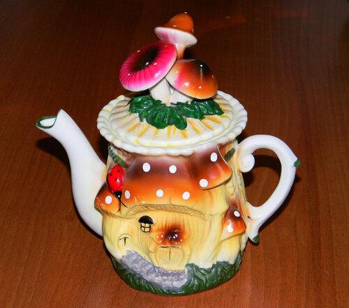 Для грибного   :-)) чая !!!