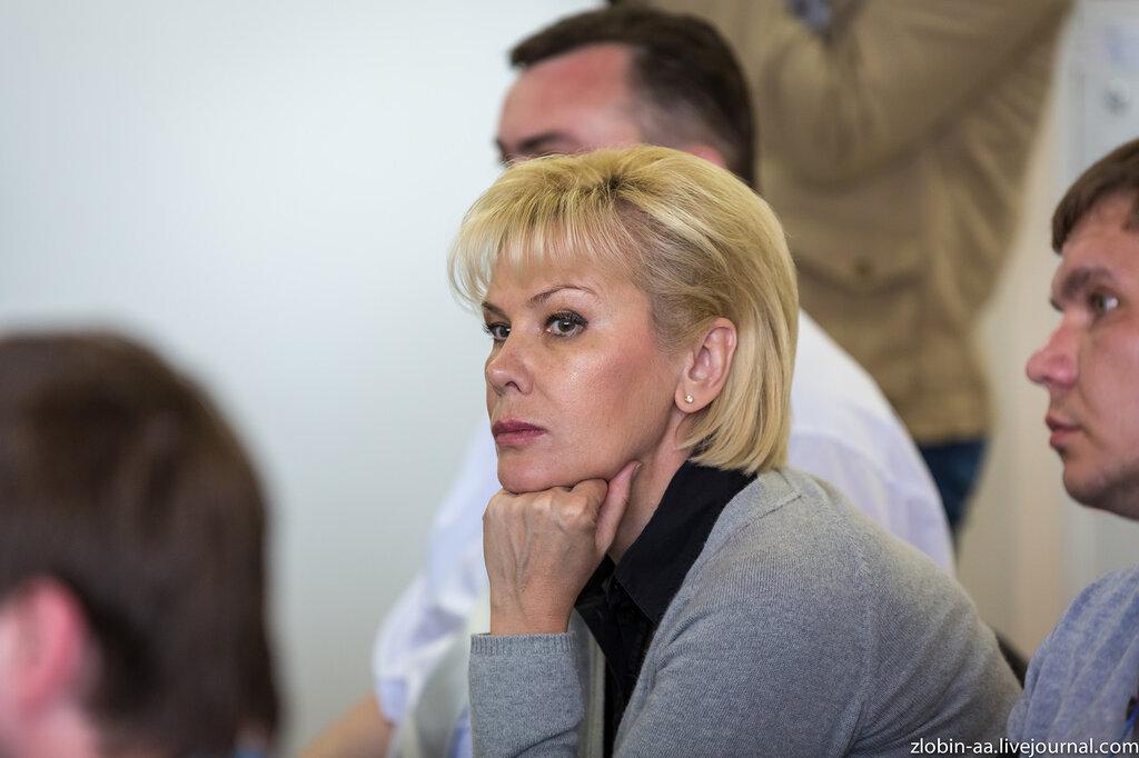 Встреча блогеров с губернатором ХМАО Комаровой Н.В.